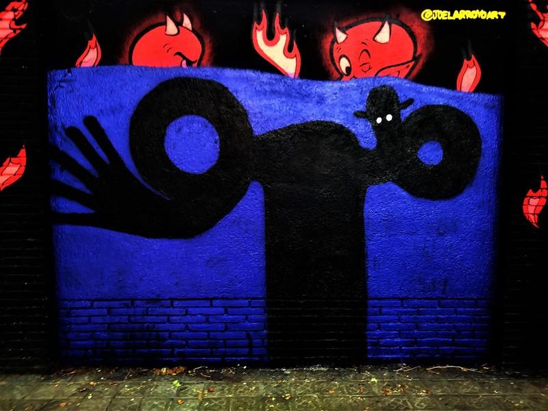 Wallspot - Waldacting - Selva de Mar - Barcelona - Selva de Mar - Graffity - Legal Walls -