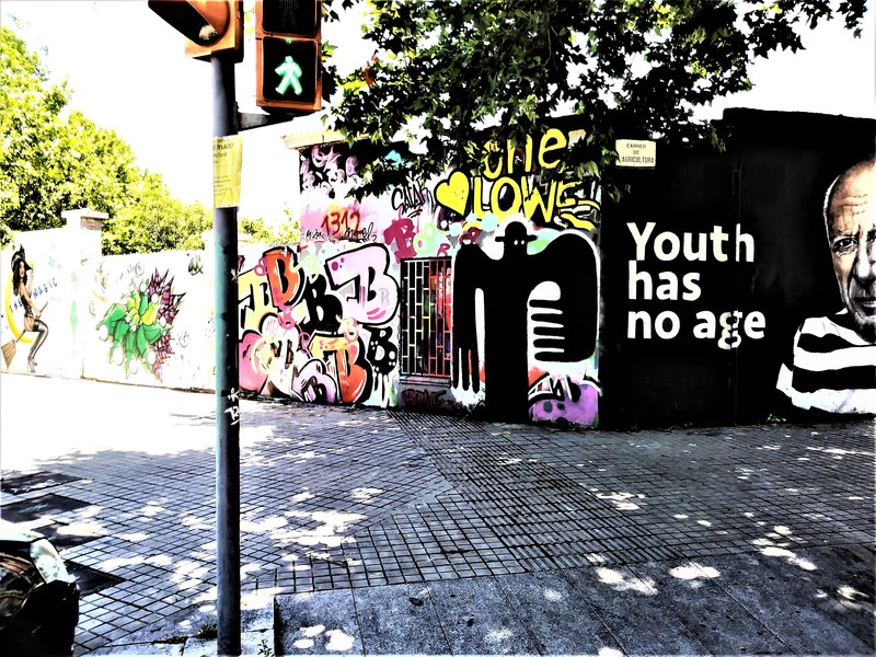 Wallspot - Waldacting - Agricultura - Barcelona - Agricultura - Graffity - Legal Walls -