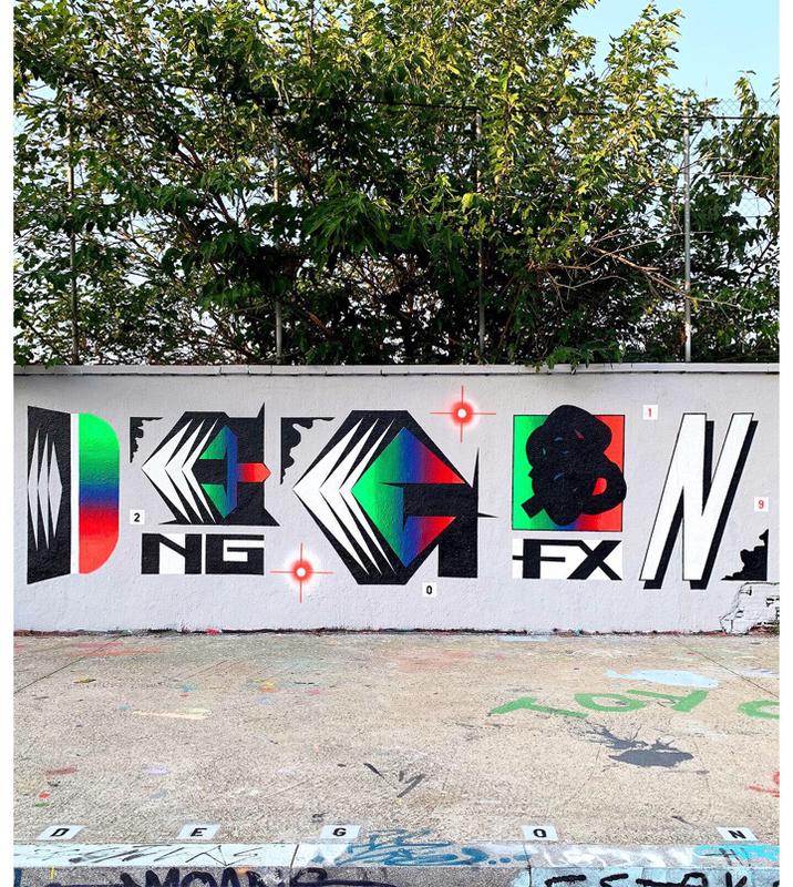 Wallspot - degon - Barcelona - Agricultura - Graffity - Legal Walls -