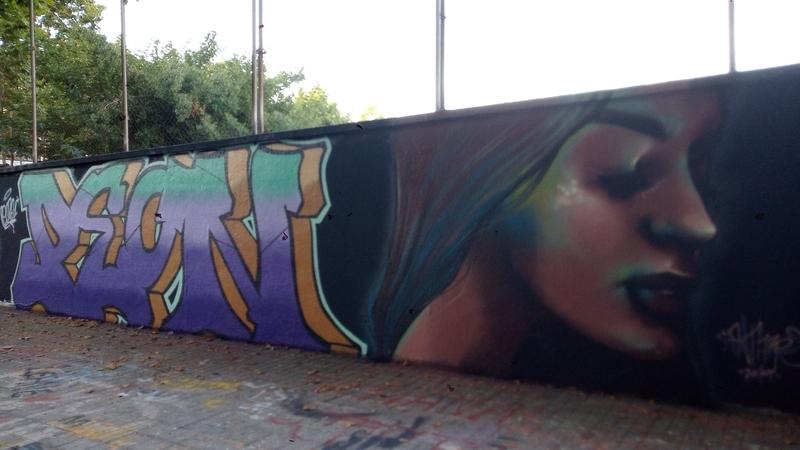 Wallspot - peone1 - Barcelona - Agricultura - Graffity - Legal Walls - ,