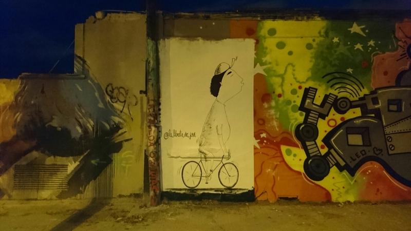 Wallspot - xedda - Barcelona - Selva de Mar - Graffity - Legal Walls -