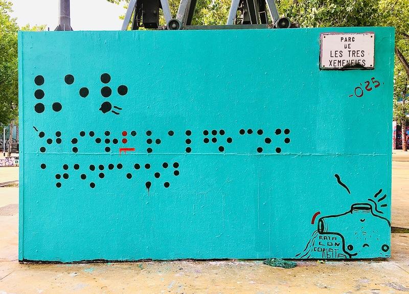 Wallspot - rata.con.corbata - Tres Xemeneies - rata.con.corbata - Barcelona - Tres Xemeneies - Graffity - Legal Walls - Others