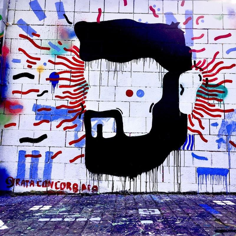 Wallspot - rata.con.corbata - Drassanes - rata.con.corbata - Barcelona - Drassanes - Graffity - Legal Walls - Illustration