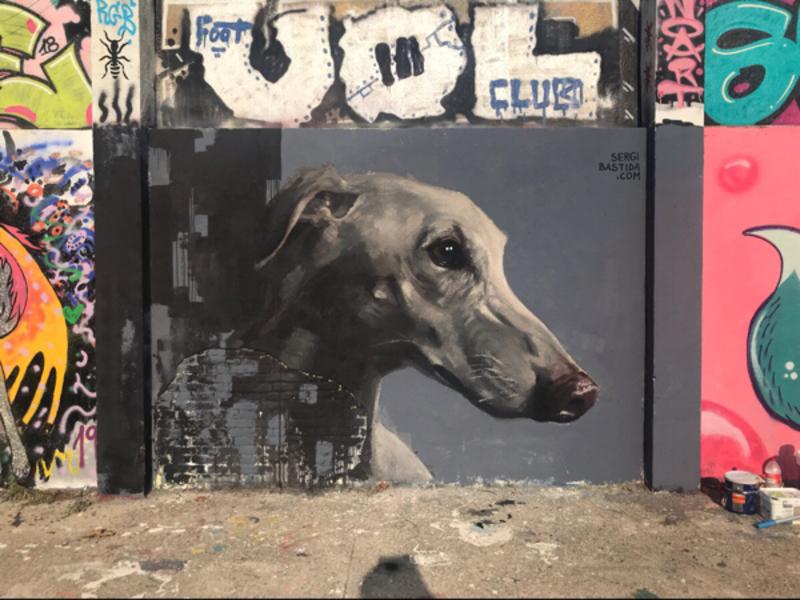 Wallspot - sergibastida - UDO  - Barcelona - Agricultura - Graffity - Legal Walls -