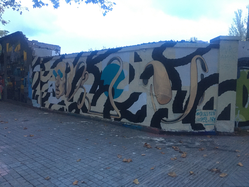 Wallspot - MASEfry - Selva de Mar - Barcelona - Selva de Mar - Graffity - Legal Walls - ,