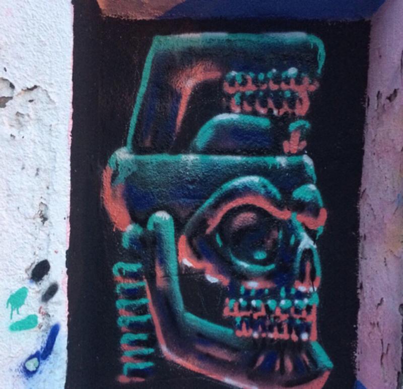 Wallspot - ink_rats - Barcelona - Western Town - Graffity - Legal Walls -