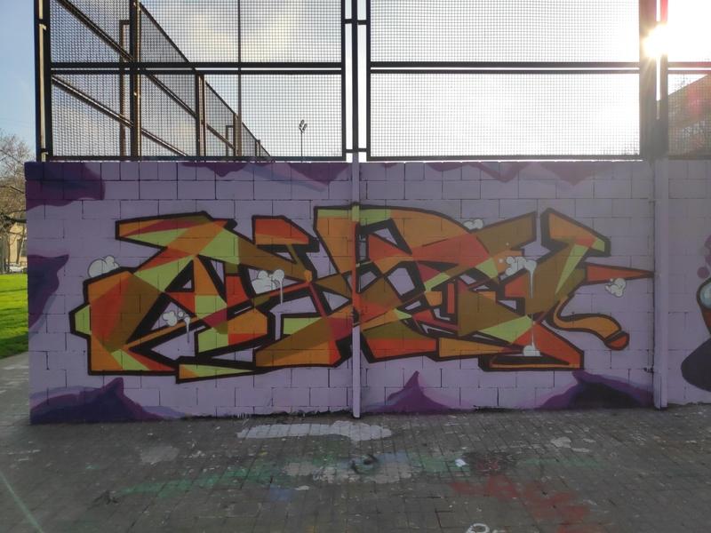 Wallspot - guidogee - Barcelona - Drassanes - Graffity - Legal Walls -