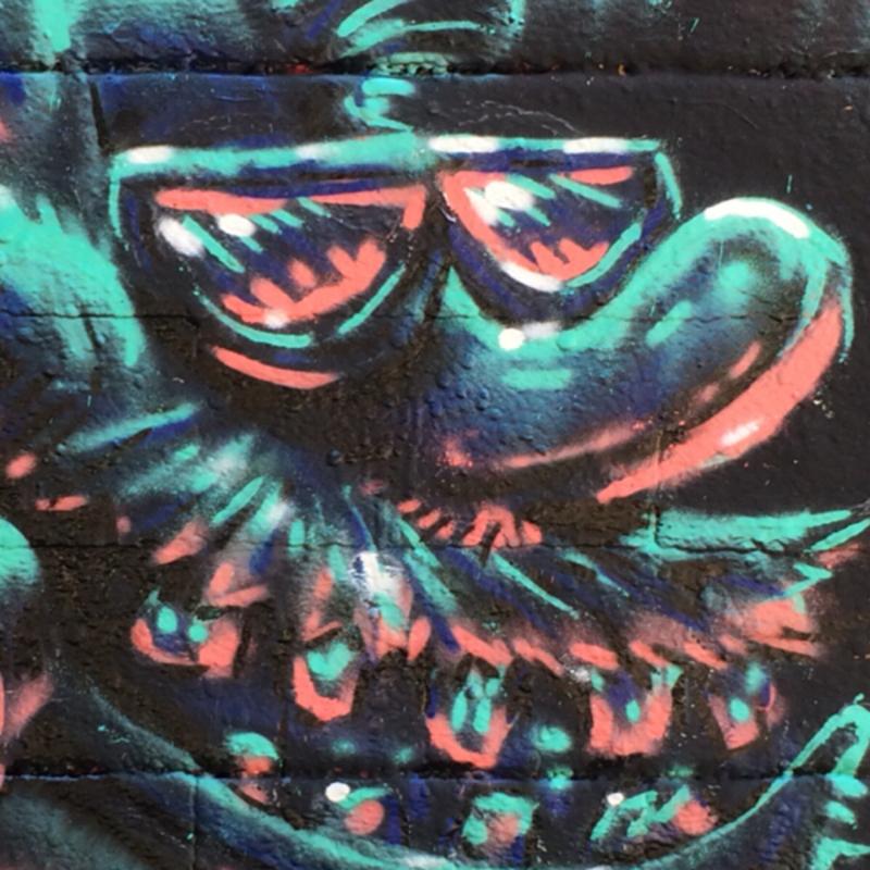 Wallspot - ink_rats - Barcelona - Drassanes - Graffity - Legal Walls -