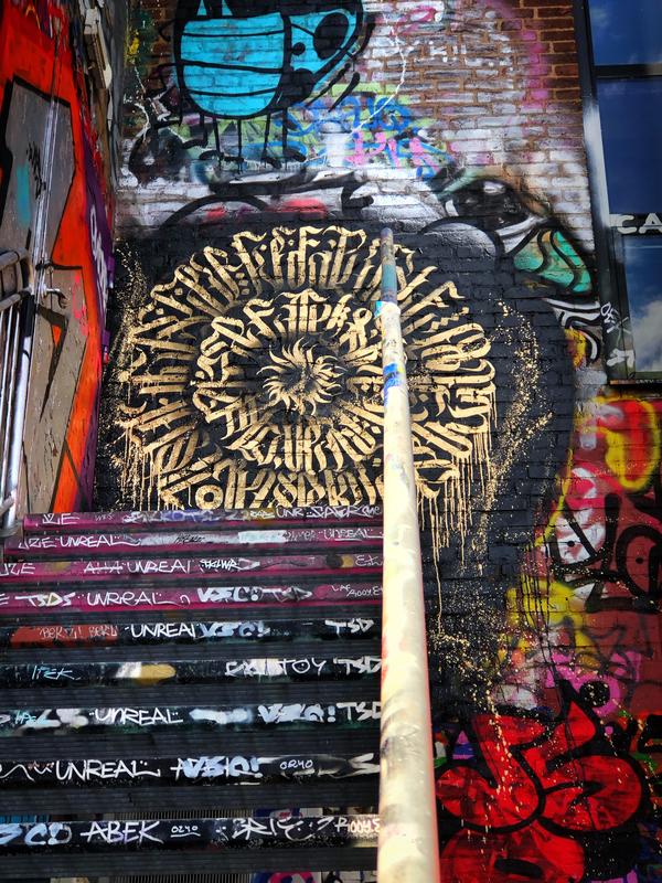 Wallspot - etile1 - Göteborg - Draken - Graffity - Legal Walls -