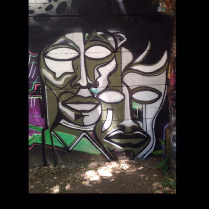 Wallspot - Rupa - Melting - Barcelona - Drassanes - Graffity - Legal Walls -