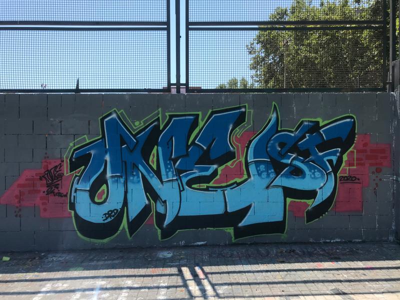 Wallspot - One - Drassanes - Barcelona - Drassanes - Graffity - Legal Walls -