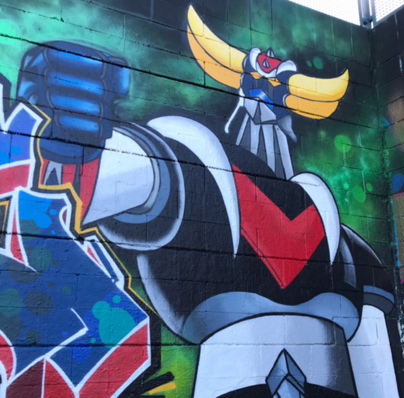 Wallspot - Dogz - Barcelona - Drassanes - Graffity - Legal Walls -