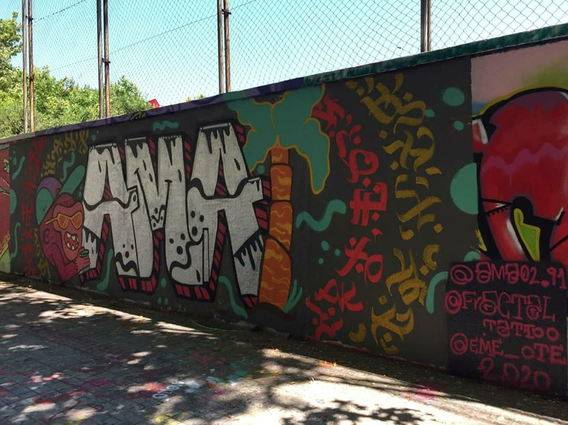 Wallspot - emedemomo - Agricultura - Barcelona - Agricultura - Graffity - Legal Walls -