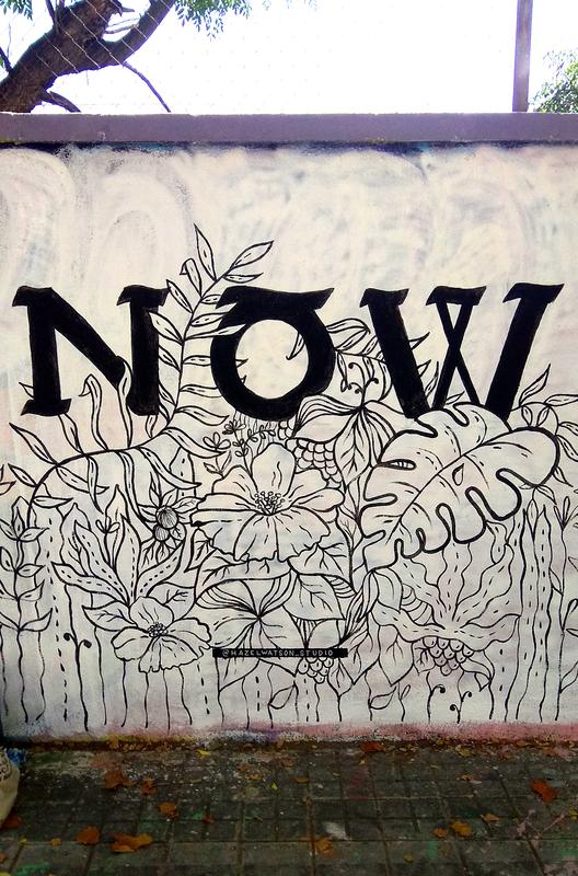 Wallspot - HazelWatsonStudio - Agricultura - HazelWatsonStudio - Barcelona - Agricultura - Graffity - Legal Walls - Lletres, Il·lustració
