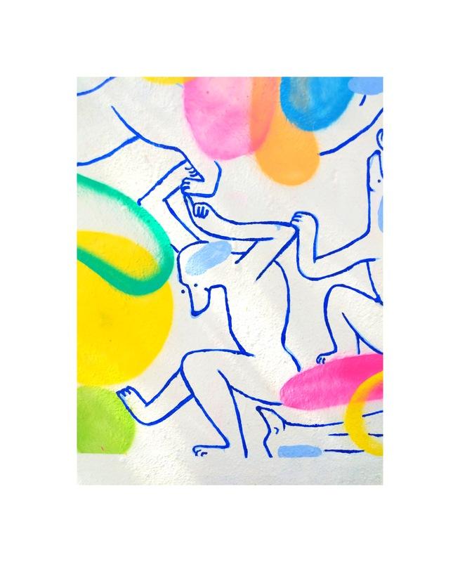 Wallspot - Maria Gargot - Agricultura - Maria Gargot - Barcelona - Agricultura - Graffity - Legal Walls - ,