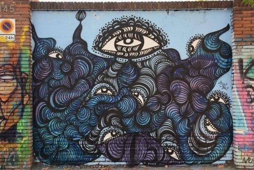 asier street art