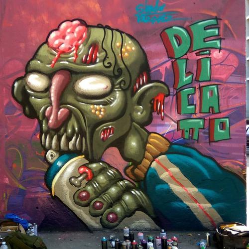 Zombie delicatto