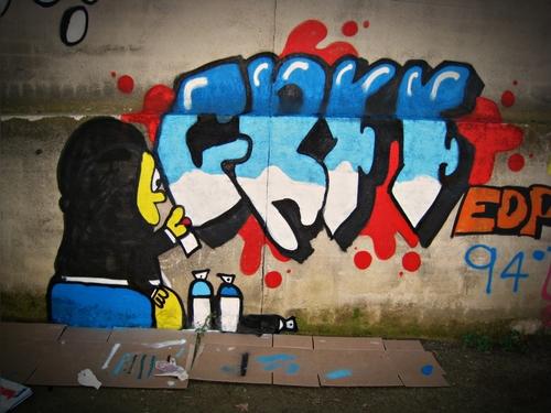 Pintandooo con el Baaarto