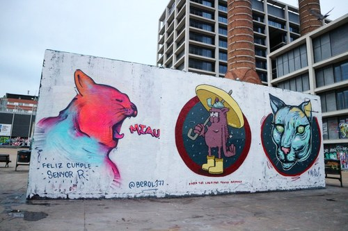 Art BEROL377 & KLOVERALLT & MEGUI