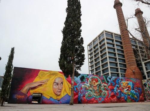 Art BLANXER & SATURNO & ERASE