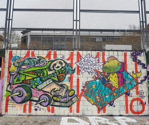 Art IOKE & EL RUGHI