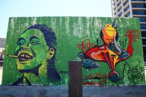 Art BEROL377 & ARNAU CAFARELL