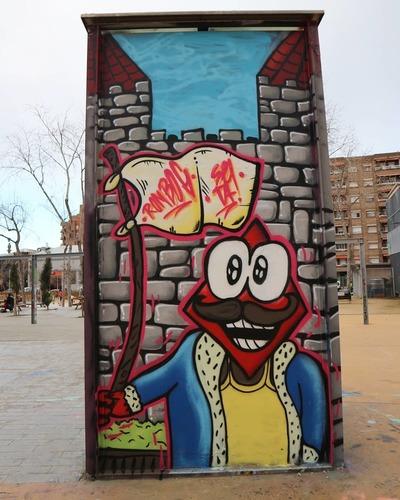 Art ROMBOS & SETABCN