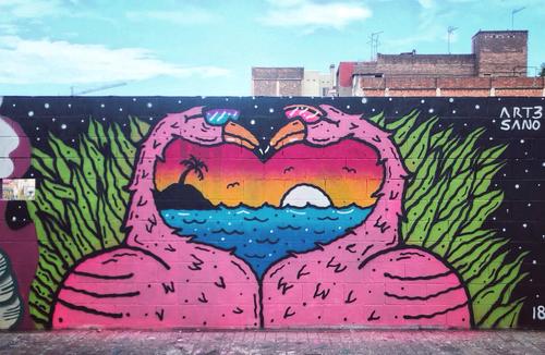Caribbean Love (Poblenou, 2018)