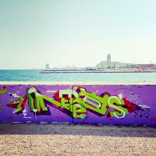 Forum beach - Oner