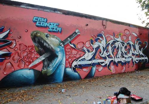 Art CONSE & SIM ONE
