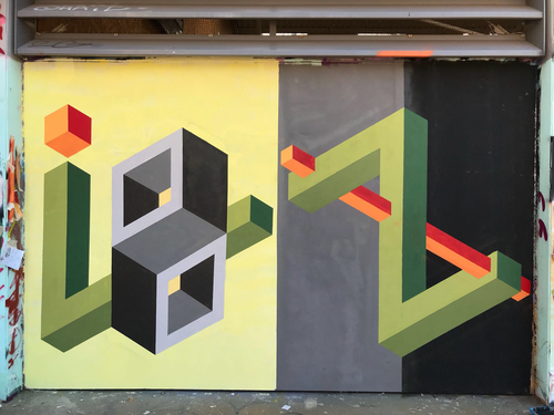 Wallspot - Ben Hunter - ZOO - Barcelona - Tres Xemeneies - Graffity - Legal Walls - ,