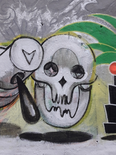 Wallspot - PESK -  - Barcelona - Tres Xemeneies - Graffity - Legal Walls -