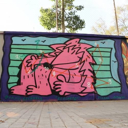 Art CAMIL ESCRUELA