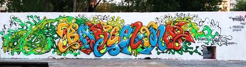 Tres Xemeneies - BRE Barcelona & HIPPI22