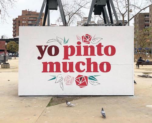 #yopintomucho #nosotraspintamosmucho