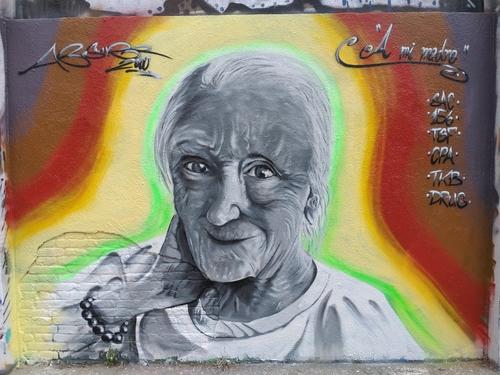 Wallspot - ABSURE2000 -  - Barcelona - Agricultura - Graffity - Legal Walls -