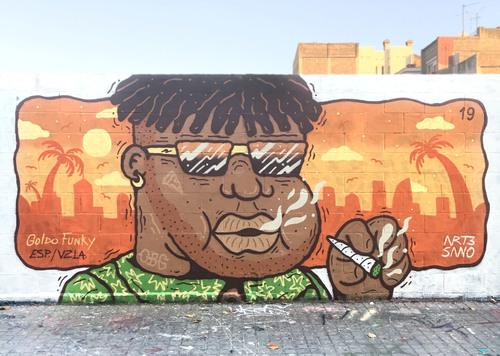 Goldo Funky aka Akapellah