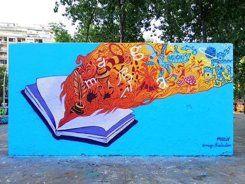 Literatura - Maga