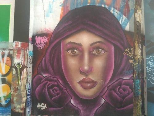 Wallspot -evalop - evalop - Project 08/10/2019 - Barcelona - Agricultura - Graffity - Legal Walls - Ilustración - Artist - Chesone