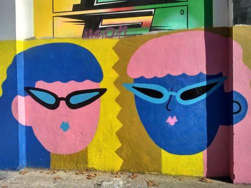 Wallspot -evalop - evalop - Project 12/12/2019 - Barcelona - Agricultura - Graffity - Legal Walls - Illustration - Artist - EmilyE