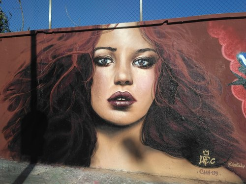 Wallspot -evalop - evalop - Proyecto 16/01/2020 - Barcelona - Agricultura - Graffity - Legal Walls -  - Artist - Caín