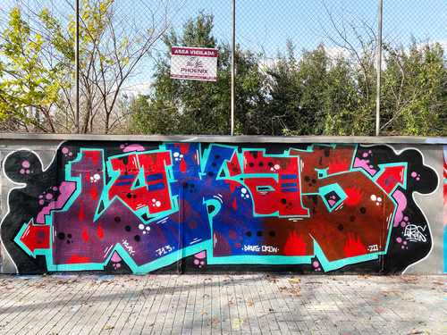 Wallspot - lukas -  - Barcelona - Agricultura - Graffity - Legal Walls -