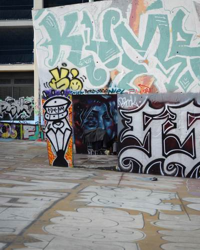 Graffiti collection