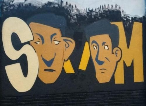 Wallspot - MaerkOne - Svm - Barcelona - Selva de Mar - Graffity - Legal Walls - ,