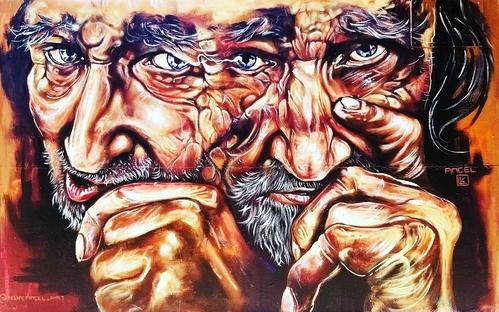 Wallspot -Liliana La Italians - Realidad al Cuadrado - Barcelona - Tres Xemeneies - Graffity - Legal Walls -  - Artist - pincel Tattoo