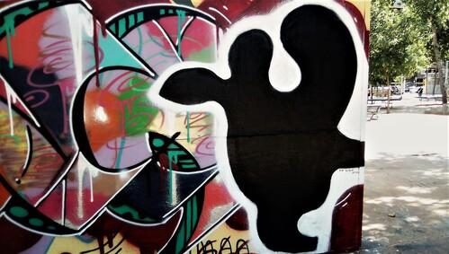 Wallspot - 3+3 - Tres Xemeneies - 3+3 - Barcelona - Tres Xemeneies - Graffity - Legal Walls -